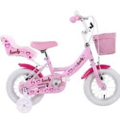 Schiano Hacker Lovely girls bike