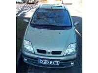 Renault Megane Scenic Previlige Mon 1.9Dci 2002 (December).