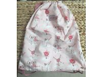Cath Kidson ballet bag - as new