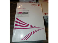 Xerox 500sheets of 80g/m2 ok for Laser and Inkjet