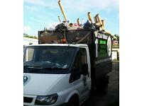 RUBBISH CLEARANCE WASTE REMOVAL JUNK COLLECTION HOUSE CLEARANCE SERVICE SAME DAY SERVICE 7 DAYS A W