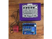 Electro-Harmonix Cathedral - Stereo Reverb (Boxed, excellent condition)