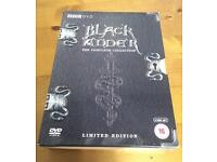 Dvd Black Adder Boxset. The Complete Collection!!