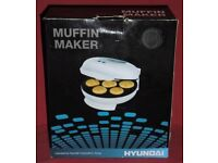 Hyundai Muffin Maker (new)