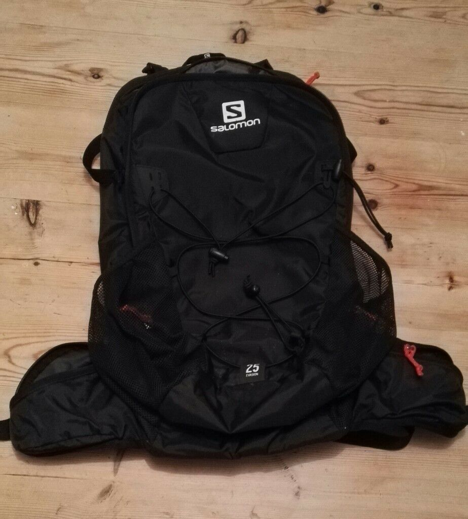 6c36f66455 Salomon Evasion 25 Hiking Backpack