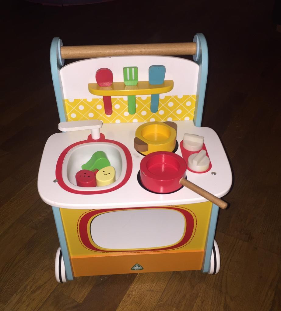 ELC Wooden Kitchen Walker
