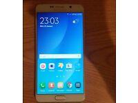 Samsung Galaxy Note 5 UNLOCKED 32GB White