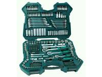 New Mannesmann 215 piece toolbox