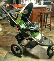 Instep 3 wheel stroller