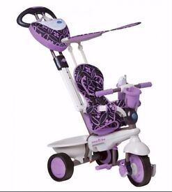 Smart Trike - Purple