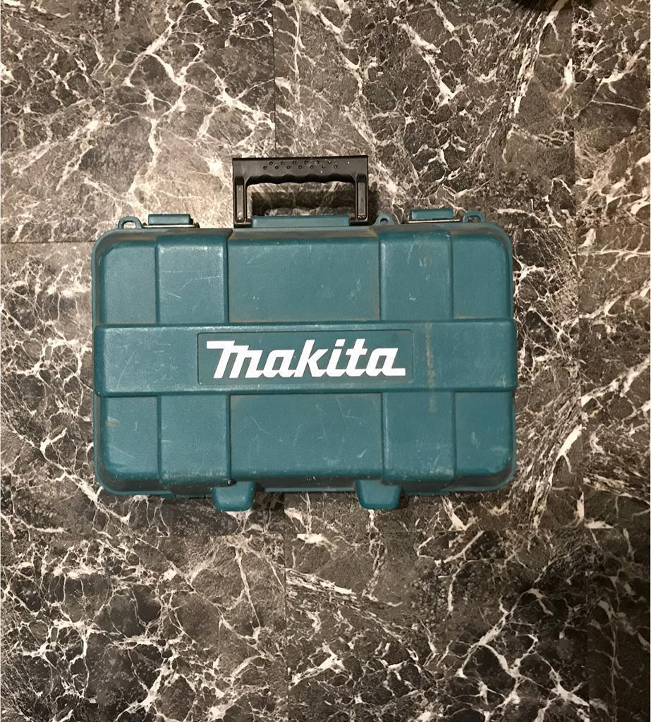 Makita 110v power planer