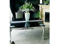 Italian marble coffee table