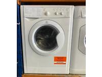 Indesit washer dryer 6+5kg energy saver like nice new beautiful condition