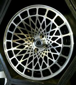 NEW 16x9 Deep Concave Alloy Wheels 4x100