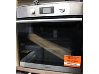 HOTPOINT Class 2 SA2544CIX Electric Single Oven A rated Stainless Steel
