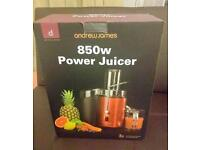 Andrew James Power juicer 850W