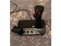 Speed Link Black Widow Joystick/Flight stick for PC