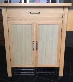 Kitchen Wooden Trolley