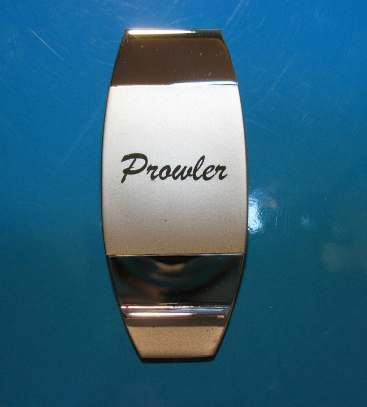PROWLER -  money clip