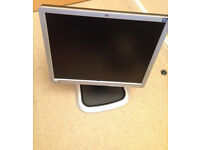 HP monitor screen l1950g with rotate arm