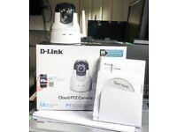 D-Link IP PTZ Camera