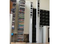 Sony Surround Sound 5.1 Speakers SS-TS551 DAV-S880 S888 ( ONE PAIR ) 5s 6