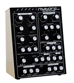 Analogue Solutions Nyborg 24 'moog-style filter'