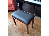 Piano Stool ( Black )