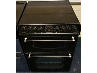 £180 Belling Format 60cm Ceramic Top Cooker - 12 Months Warranty