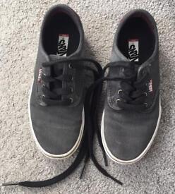 VANS lace ups Size 1.5 UK