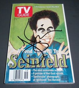 JERRY-SEINFELD-SIGNED-TV-GUIDE-MAGAZINE-MAY-9-15-1998-w-PROOF