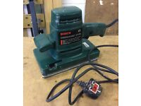 Top quality Swiss-made Bosch hand held oscillating sander PSS 280A, boxed