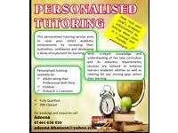 Personalised Tutoring Service