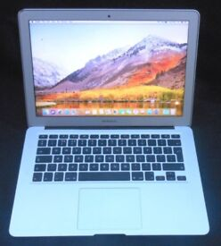 """Macbook Air 13.3"""" core i5 8gb ram late 2015 mint condition"""