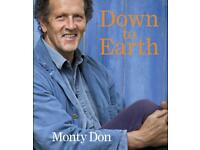 Down to Earth by Monty Don NEW
