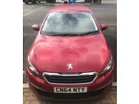 Peugeot 308sw hdi £0 Road tax