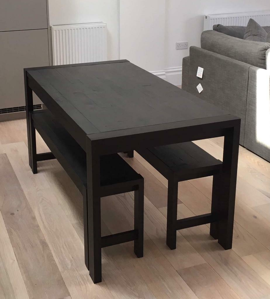Hudson dining table top by next