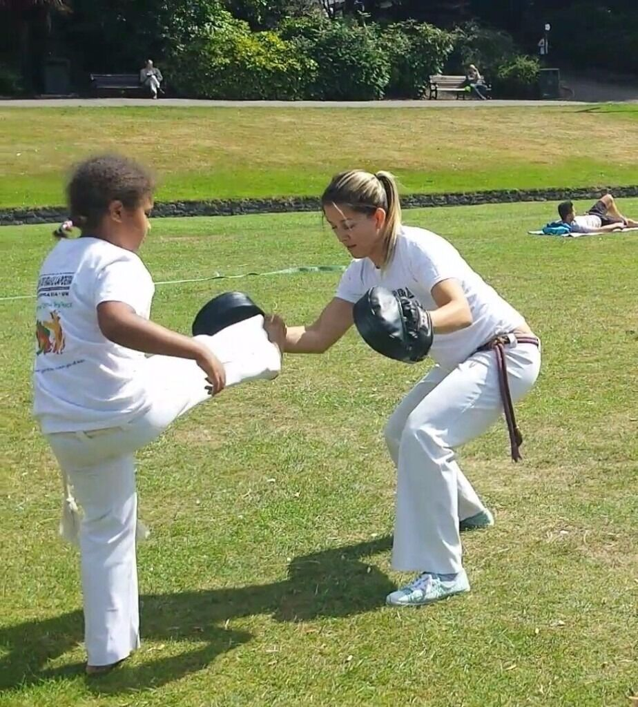 Kids (5-11 yrs old) CAPOEIRA *Brazilian Martial Art* - 1st class FREE