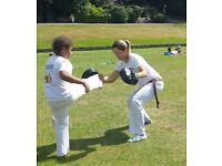 Kids (5-11 yrs old) CAPOEIRA *Brazilian Martial Art* - 1st class FREE