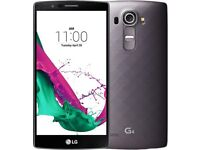 WANTED LG G4 MOBILE PHONE