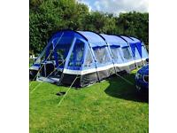 Hi gear 8 frontier luxury tent with porch.