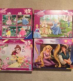 Disney Princess Puzzles