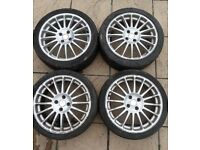 Alloy wheels 17""
