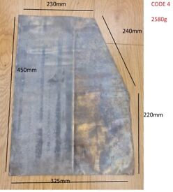 Roofing Lead CODE 4 Approx size 450mm x 325mm 2580g