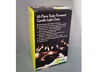 Solar Powered Candle Lights - 6 Boxes