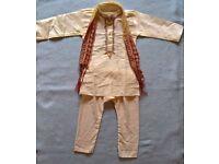 Asian boy suit. Age 1-2