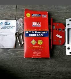 Door lock high security