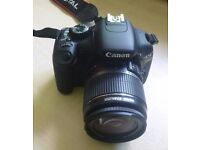 Canon EOS 550D Digital SLR with 18-55mm Lens