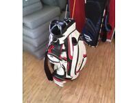 Powercaddy golf bag