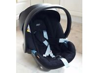Mamas and Papas Aton Car Seat with pram adaptors